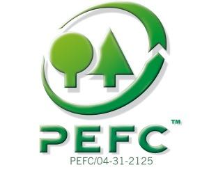 PEFC Certificate NUR-HOLZ